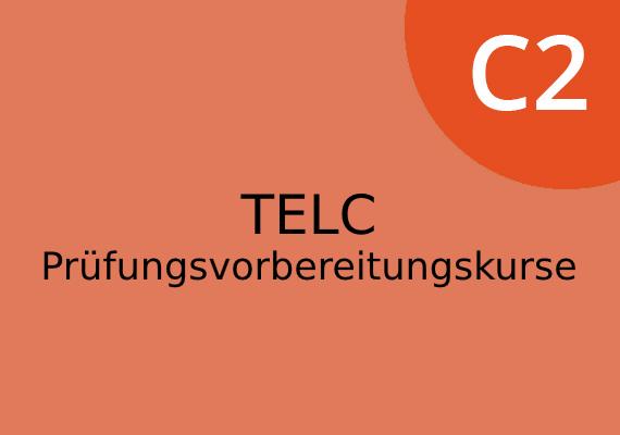 C2 telc-Vorbereitungskurse für die Prüfung