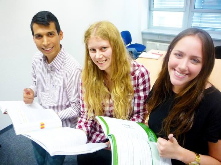 Ferienkurse in München - Sprachkurse in den Ferien - Englisch, Französisch, Spanisch